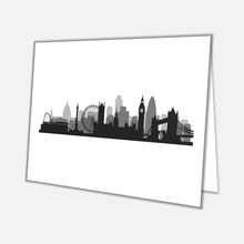 London Skyline Greeting Card