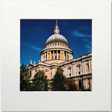 St Paul's Cathedral Garden Square print