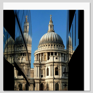 St Paul's Cathedral Greeting Card