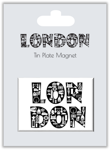 London Icons Magnet