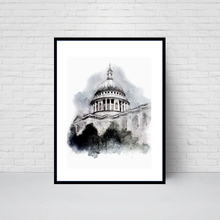 St Paul's Cathedral, London Print
