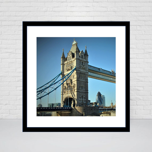 Tower Bridge London, Square print