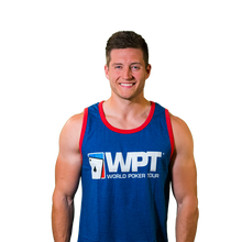 WPT Large Logo Blended Tank