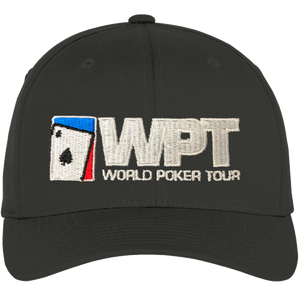 WPT Flexfit Cap (Black)