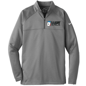 Nike Therma-FIT 1/2-Zip Fleece Jacket (GREY)