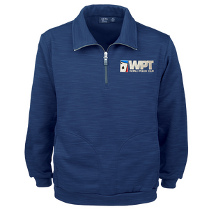 1/4 Zip Jacket (Royal)