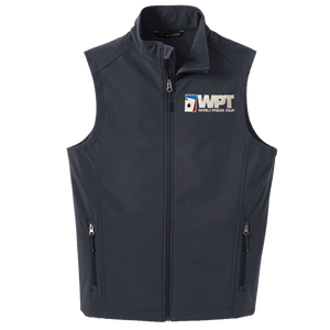 Soft Shell Vest with Pockets (Grey)