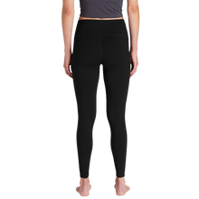 Ladies High Rise 7/8 Length Leggings w/ Cell Phone Pocket