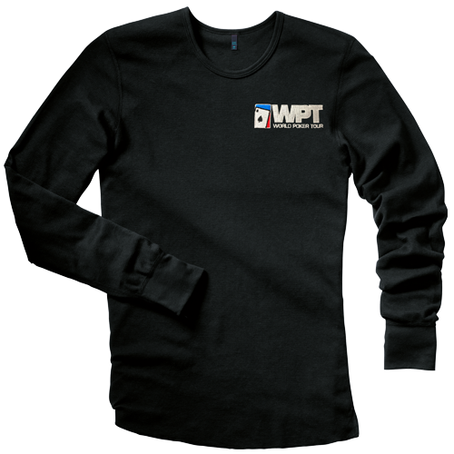 WPT Thermal Long Sleeve (Black)