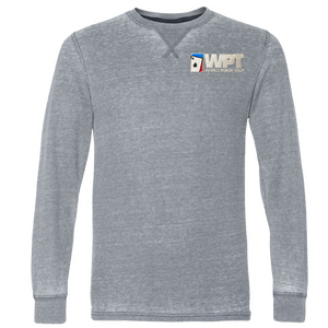 WPT Vintage Long Sleeve Shirt (Cement)