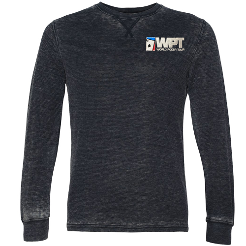 WPT Vintage Long Sleeve Shirt (Vintage Navy)