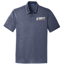 WPT Polo Shirt (Navy Heather)