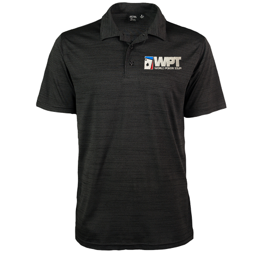WPT Polo Shirt (Black)