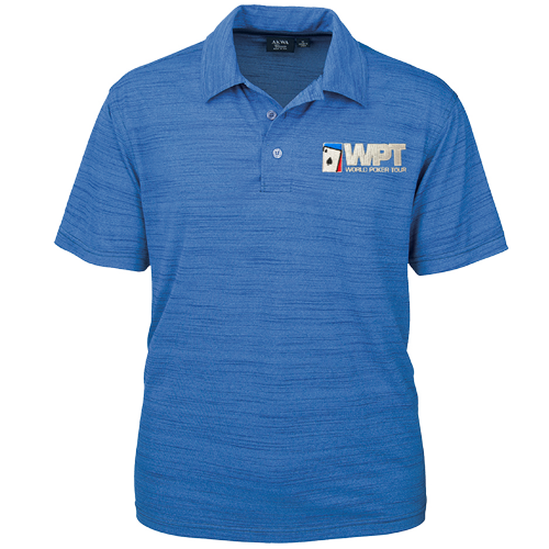 WPT Polo Shirt (Royal)