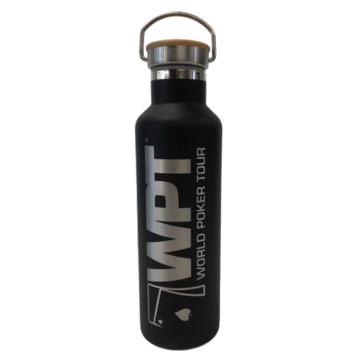 750ml Stainless Steel Bottle (Black)