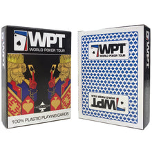 WPT Faded Spade Single Poker Deck (Blue)