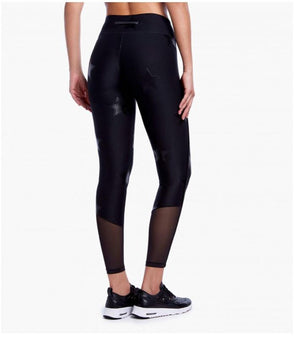 2(X)IST Mesh Panel Ankle Athleisure Legging - K T Dezigns, Women's Leggins, product_vendor]