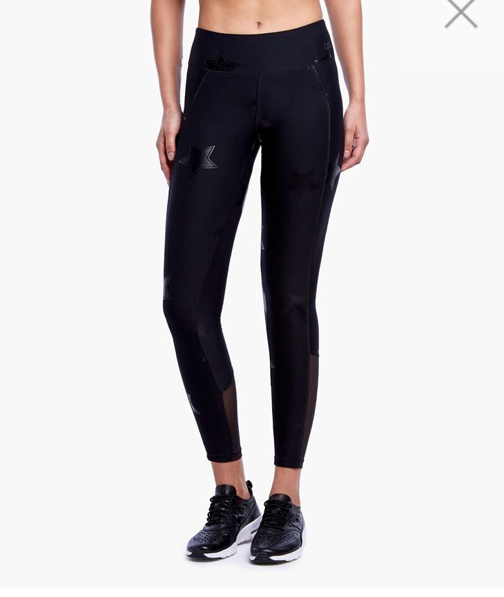2(X)IST Mesh Panel Ankle Athleisure Legging - K T Dezigns, Leggings, product_vendor]