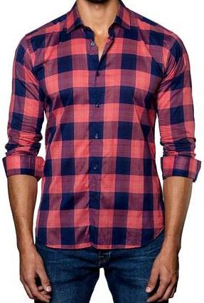 Men's Long Sleeve Woven Shirt by Jared Lang - K T Dezigns, Men's Long Sleeve Woven Shirts, product_vendor]