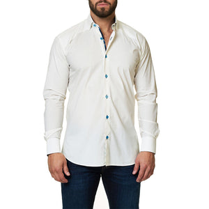 Luxor Reaction White Men's Dress Shirt By Maceoo - K T Dezigns, Men's Long Sleeve Sport Shirts, product_vendor]