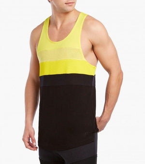 2(X)IST Colorblock Moto Tank - K T Dezigns, Men's Tank Tops, product_vendor]