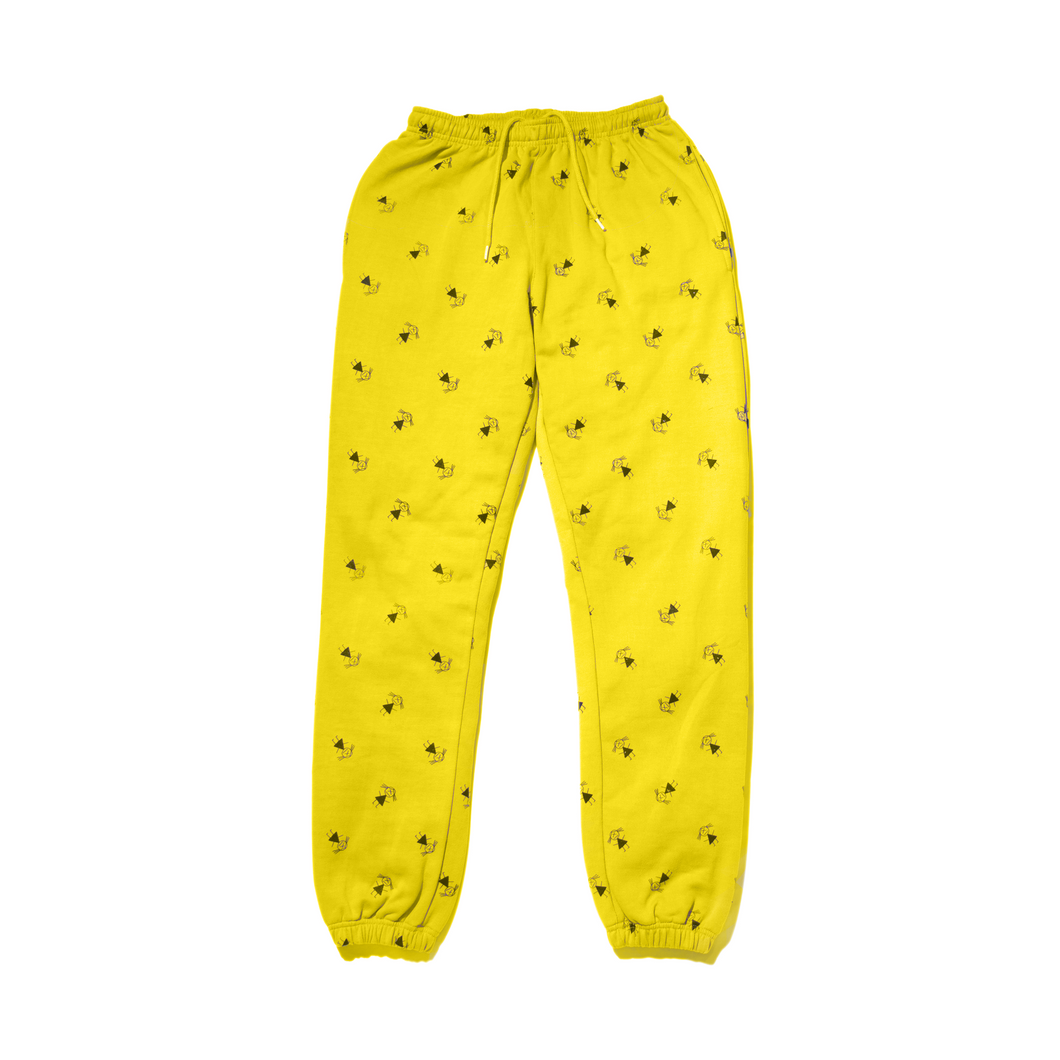 LIMITED EDITION - Dolly Sweatpants Yellow