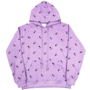 Dolly Hoodie Lilac