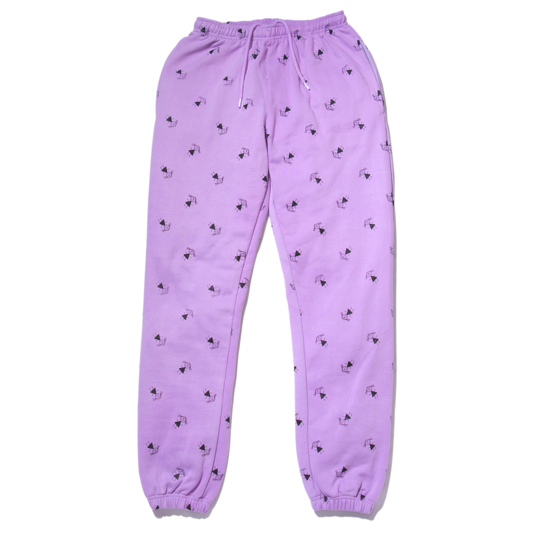 Dolly Sweatpant Lilac
