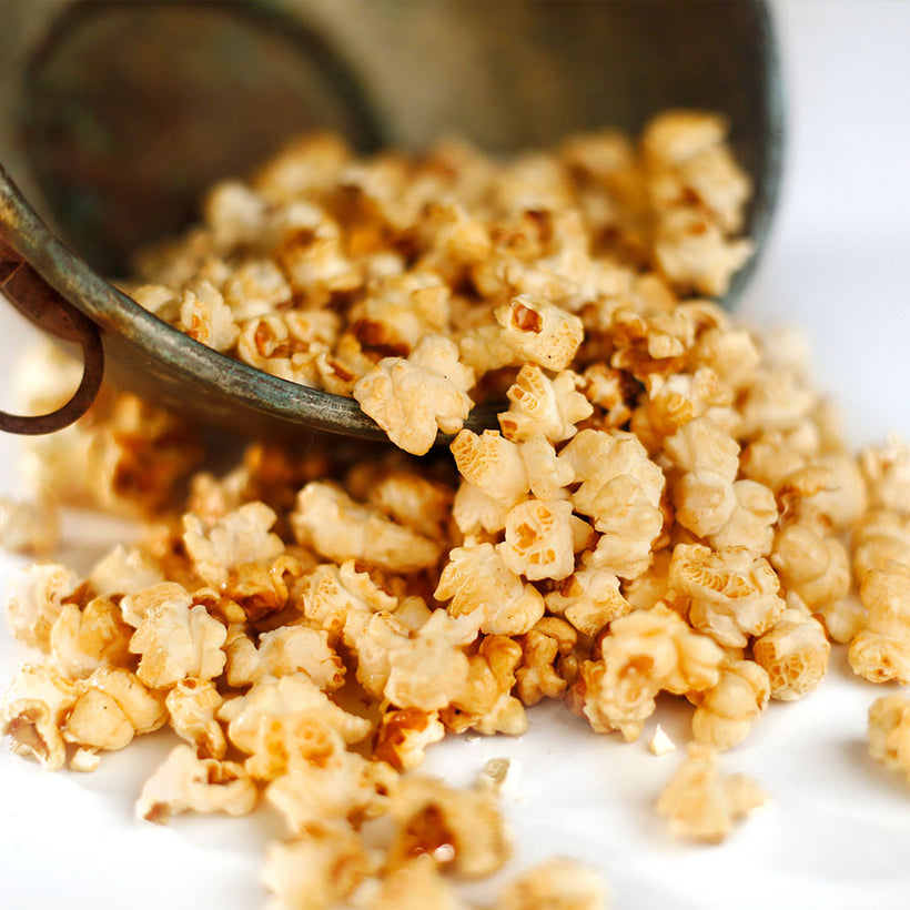 Old-Fashioned Kettle Corn
