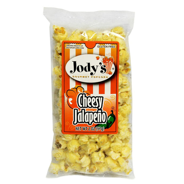 Cheesy Jalapeño Regular Clear Bag - 12 Count