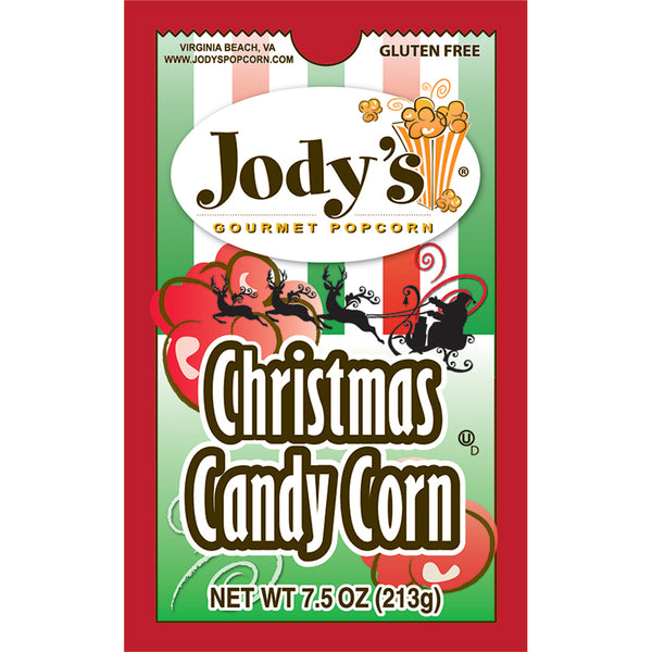 Christmas Candy Corn Regular Bag - 12 Count