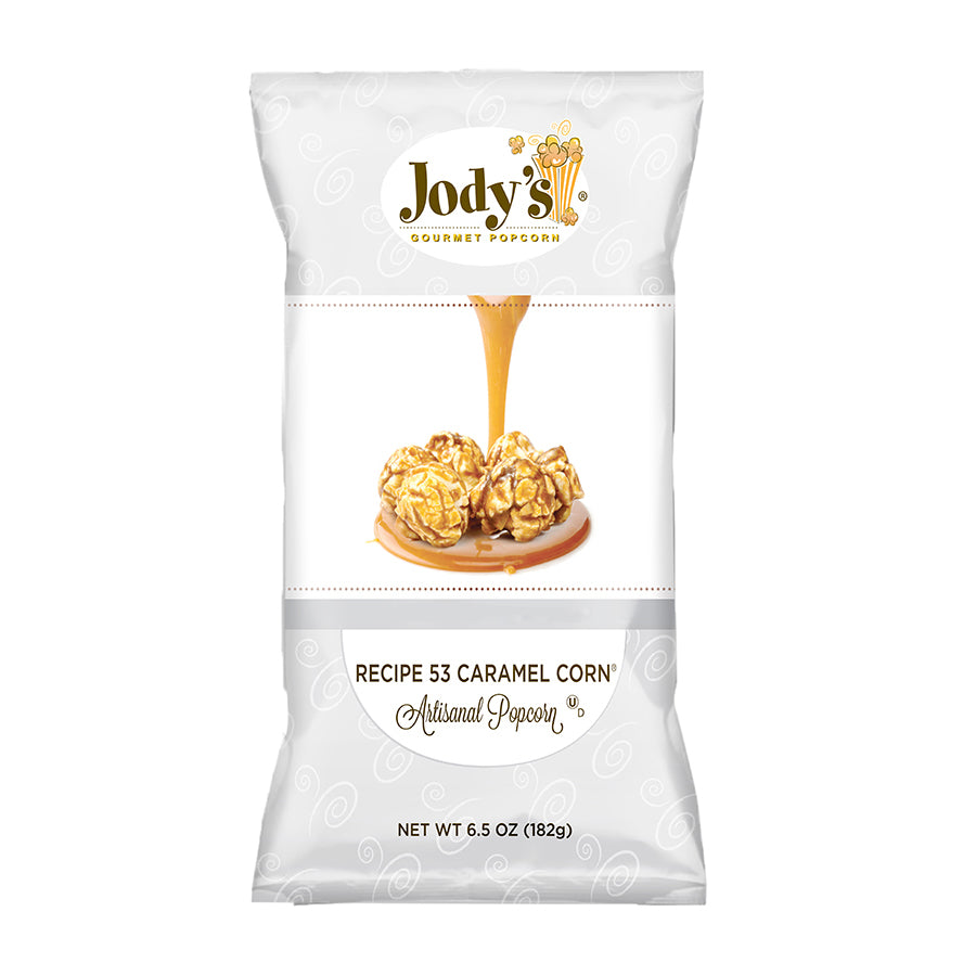 Recipe 53 Caramel Corn Foil Bag - 12 Count