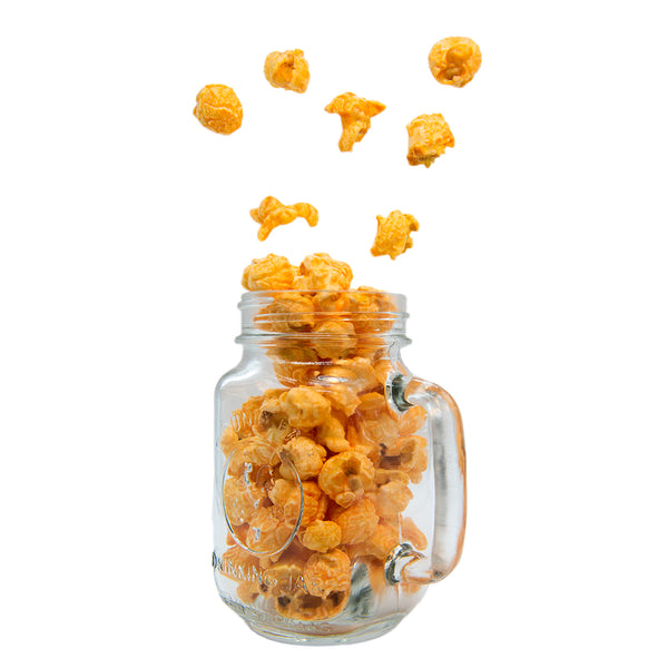 Double Cheddar Round Jar - 12 Count