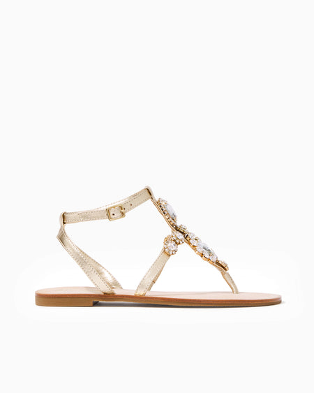 LLILLY PULITZER - MCKIM WEDGE NATURAL