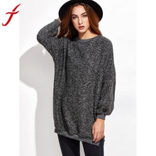 Long Sleeve O Neck Knitwear Pullover