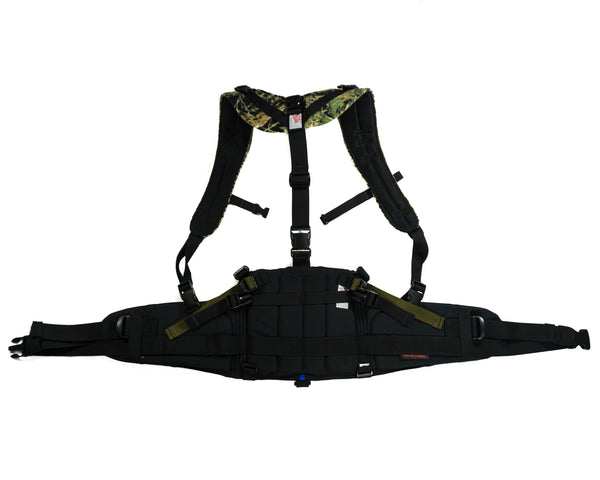 Base Belt With Lumbar Support (Component of System)