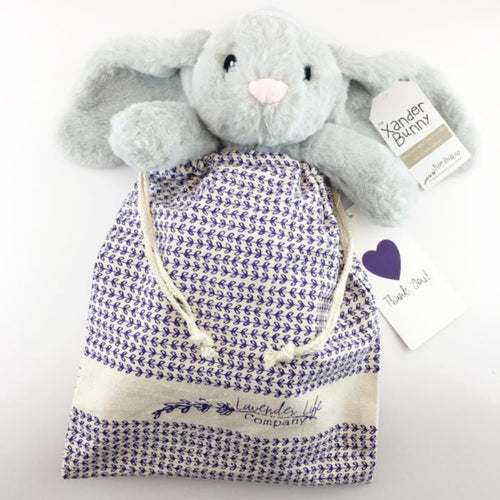 The Xander Bunny - Lavender Comfort Therapy Animal