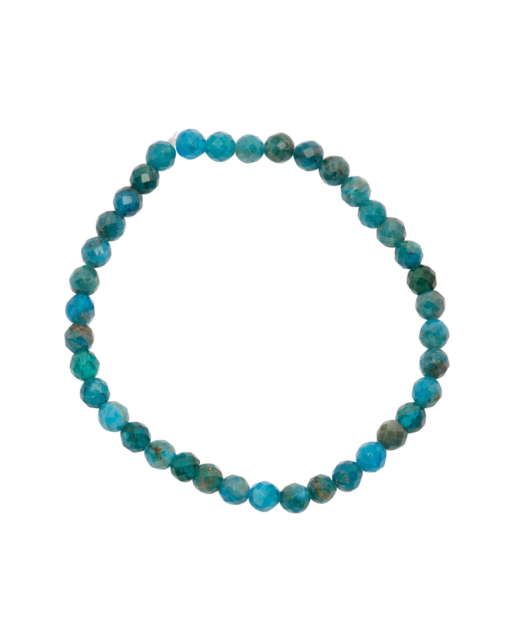 Neon Apatite Faceted - PRATT DADDY