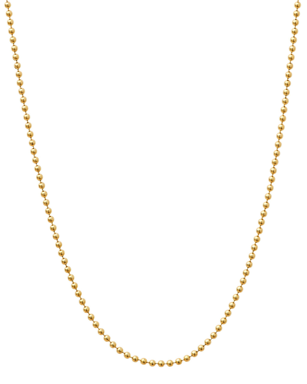 Gold Filled Bead Chain