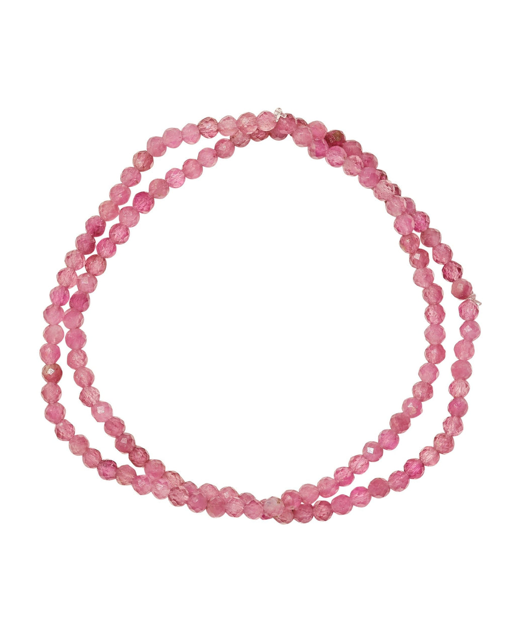Pink Tourmaline AAA Faceted Stack - PRATT DADDY