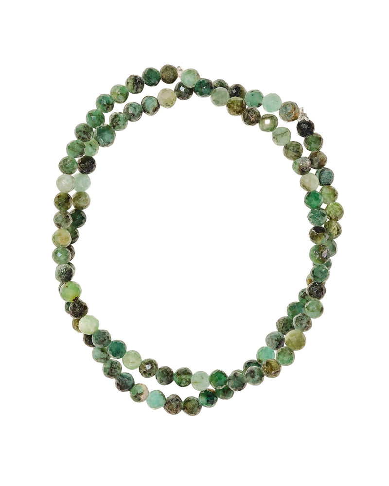 Emerald Faceted Stack - PRATT DADDY