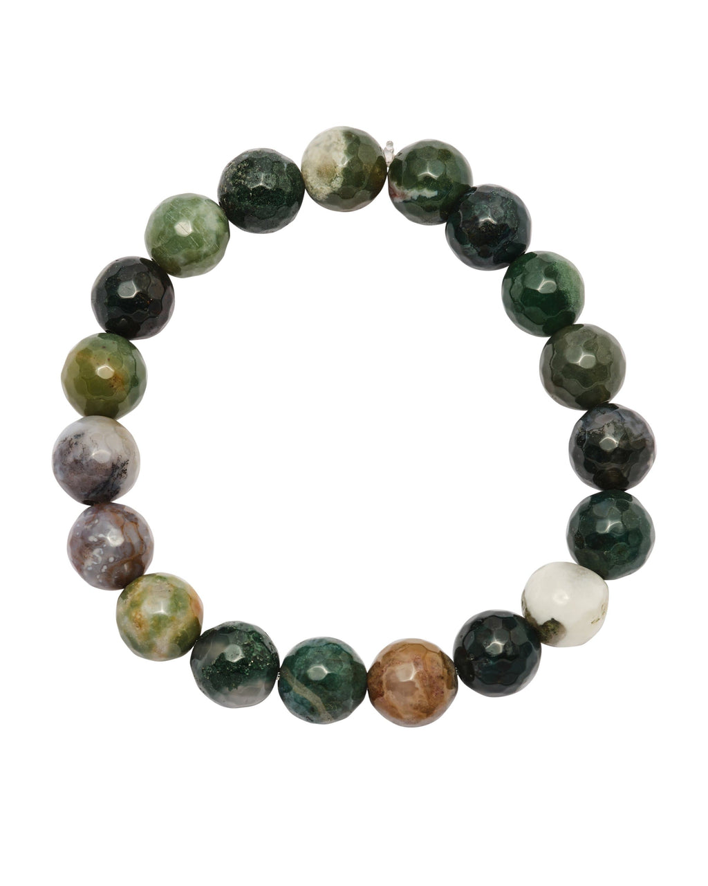 Fancy Jasper Faceted