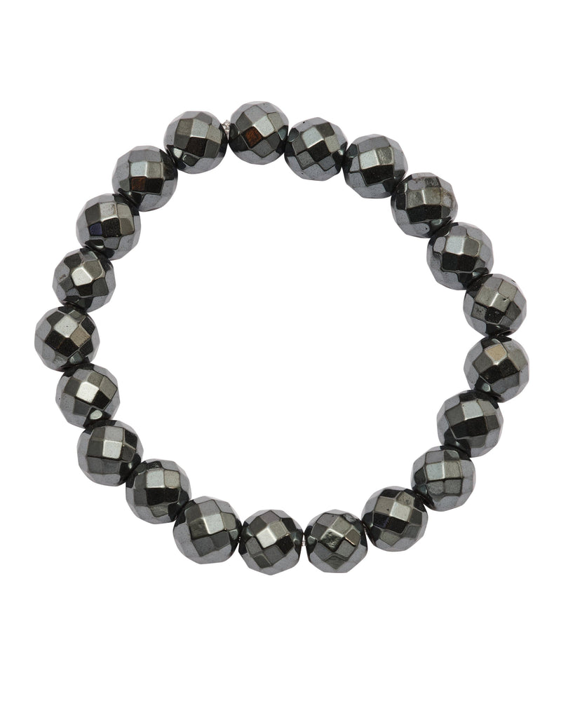 Hematite Faceted