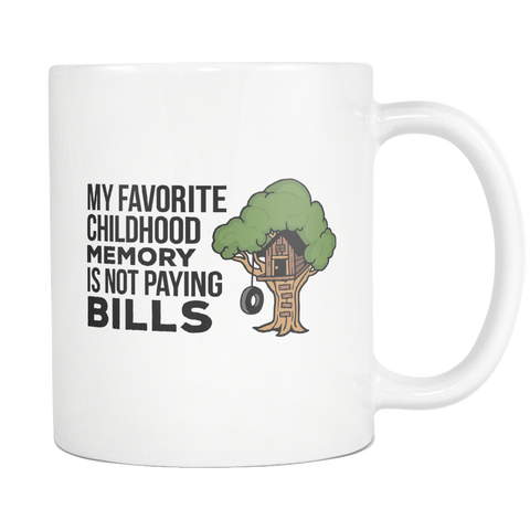 My Favorite Childhood Memory Mug