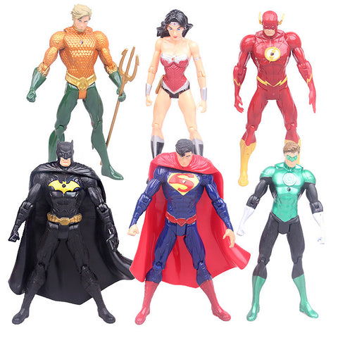 Action Figures - 6pcs/set