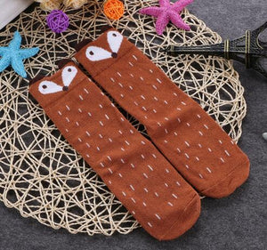 Kids Animal Socks