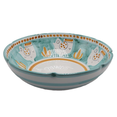 Vietri Chicks Serving Bowl