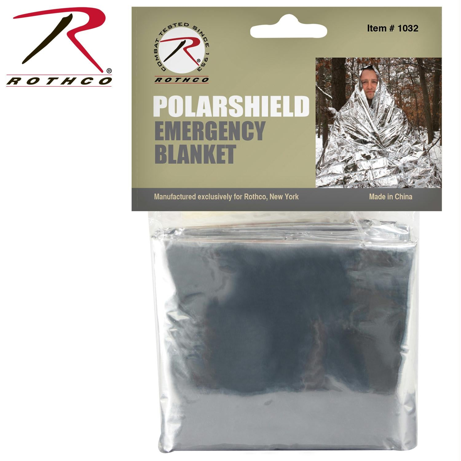 Rothco Polarshield Survival Blankets - 82 Inches