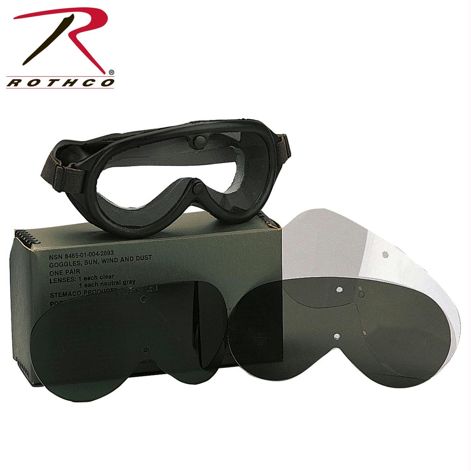 G.I. Grey Ballistic Lenses