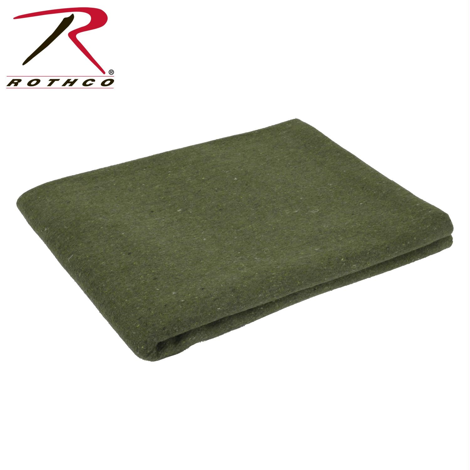 Rothco Rescue Survival Blanket - Olive Drab / 60